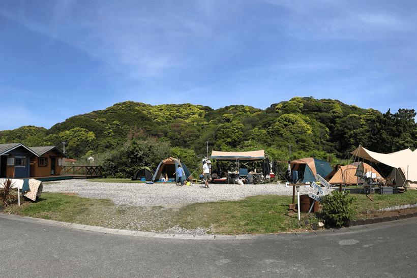 宿泊/キャンプ/施設