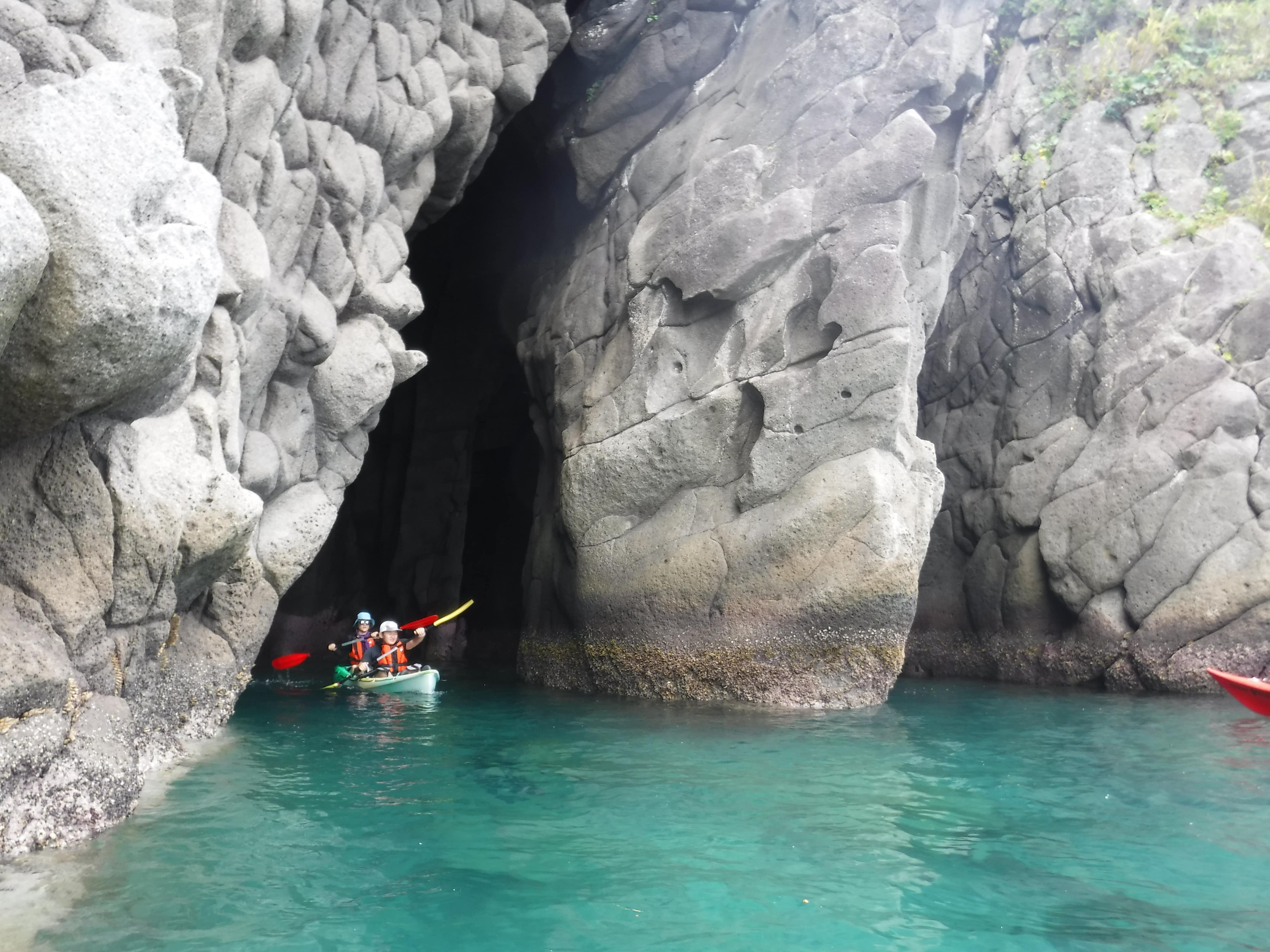1Day洞窟探検ツアー